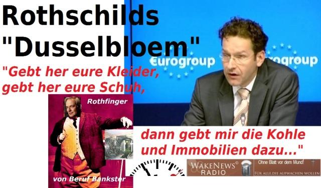 Rothschilds Dusselbloem