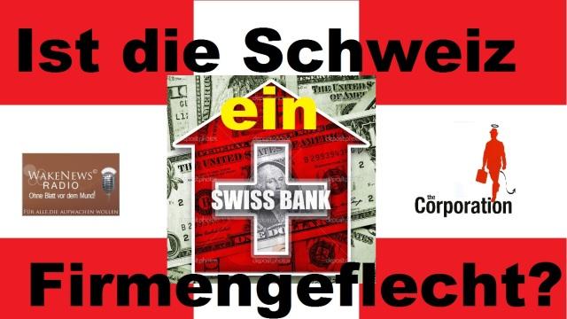 Ist die Schweiz ein Firmengeflecht