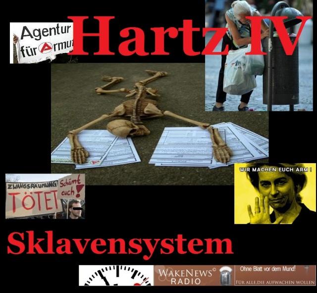 Hartz IV - Sklavensystem
